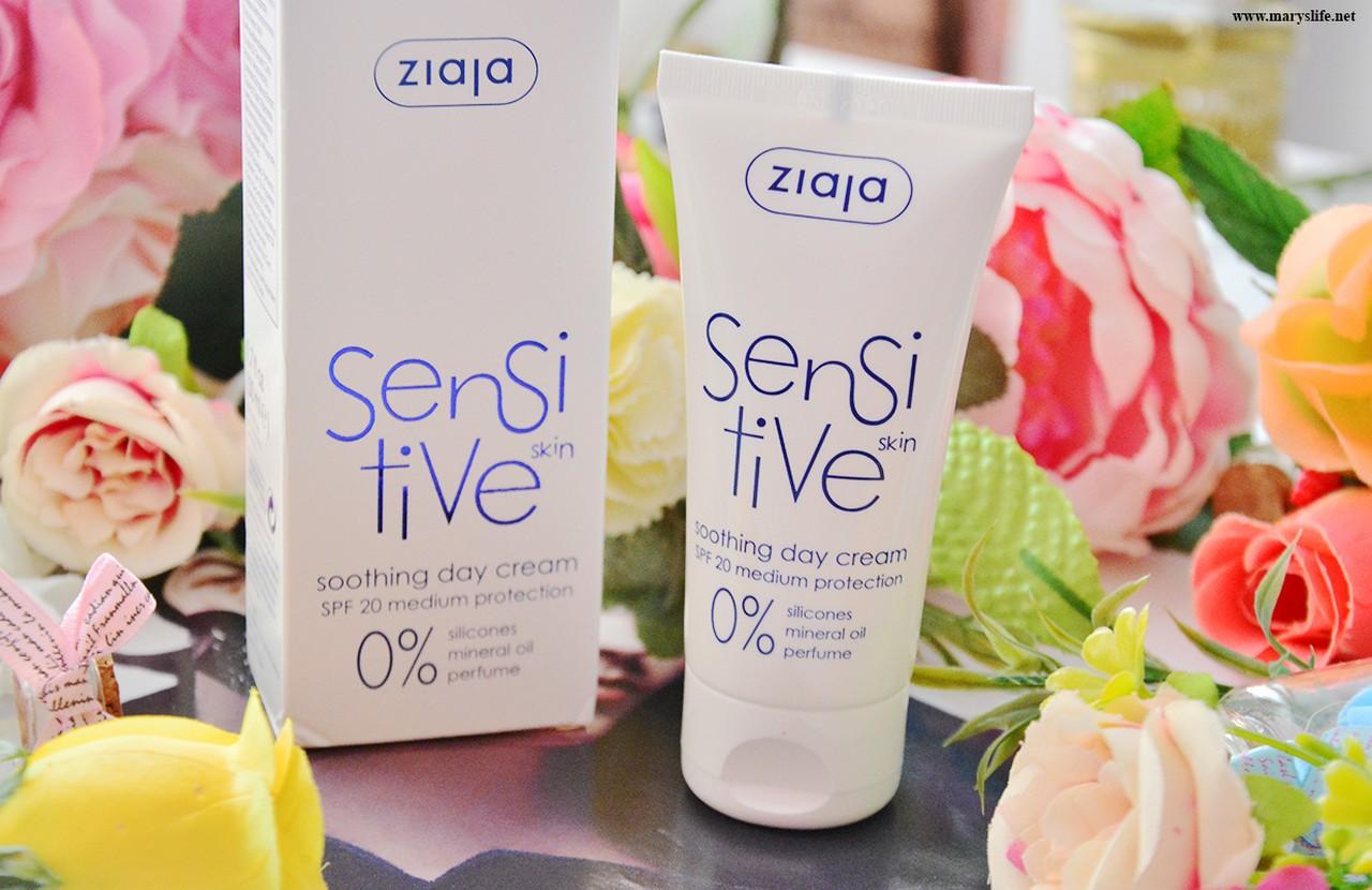 Ziaja Sensitive Skin Gündüz Kremi Yorumlar