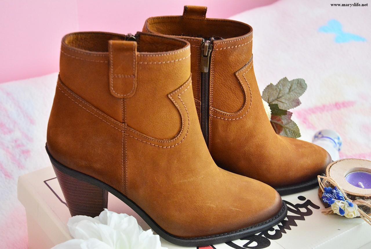 Süet Kahverengi Topuklu Ayakkabı Modelleri