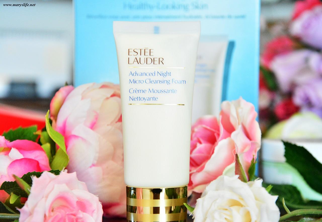 Estee Lauder Night Micro Cleansing Foam | Makyaj Temizleme Köpüğü Kullananlar