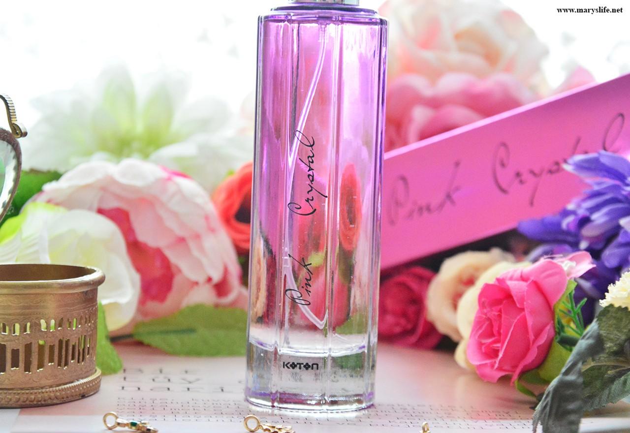 Koton Pink Crystal Parfüm İncelemesi