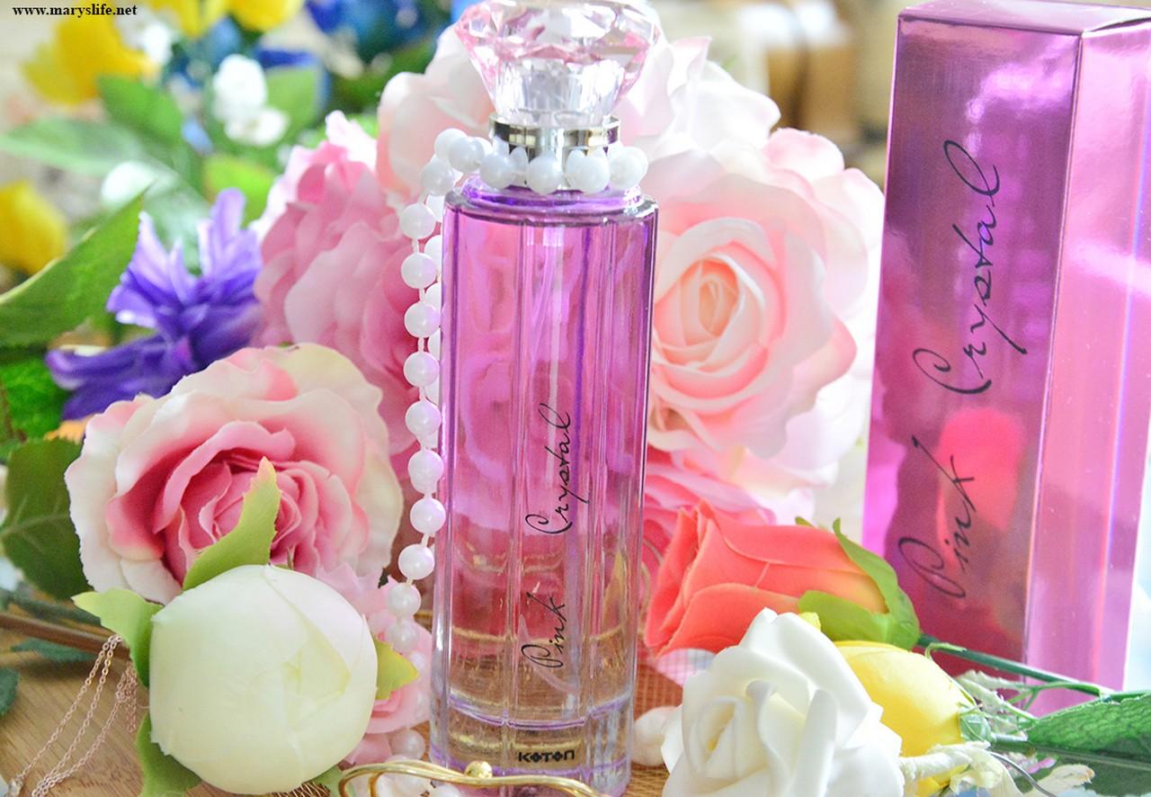 Koton Pink Crystal Parfüm Kullananlar