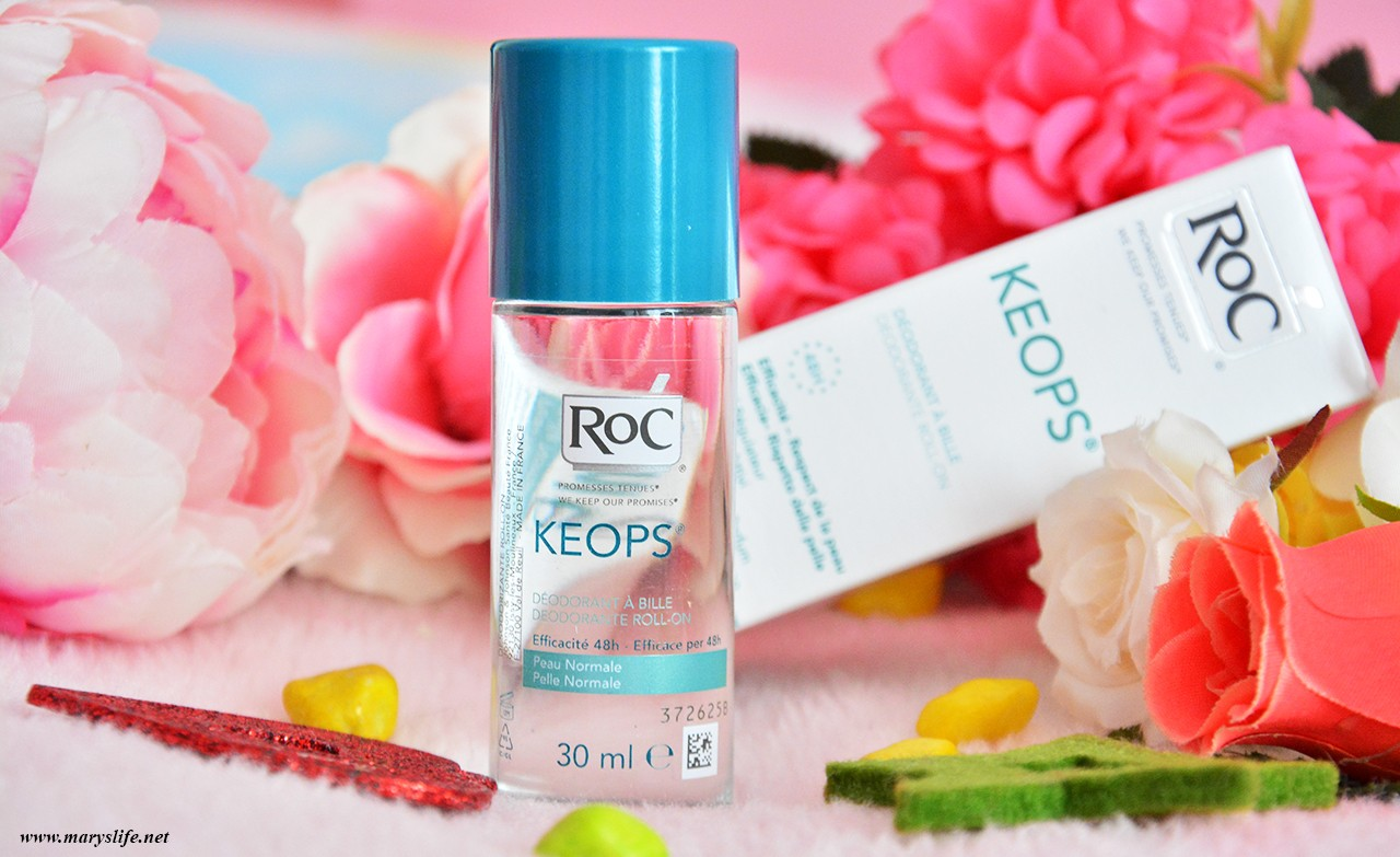 Roc Keops Roll On Deodorant Kullananlar