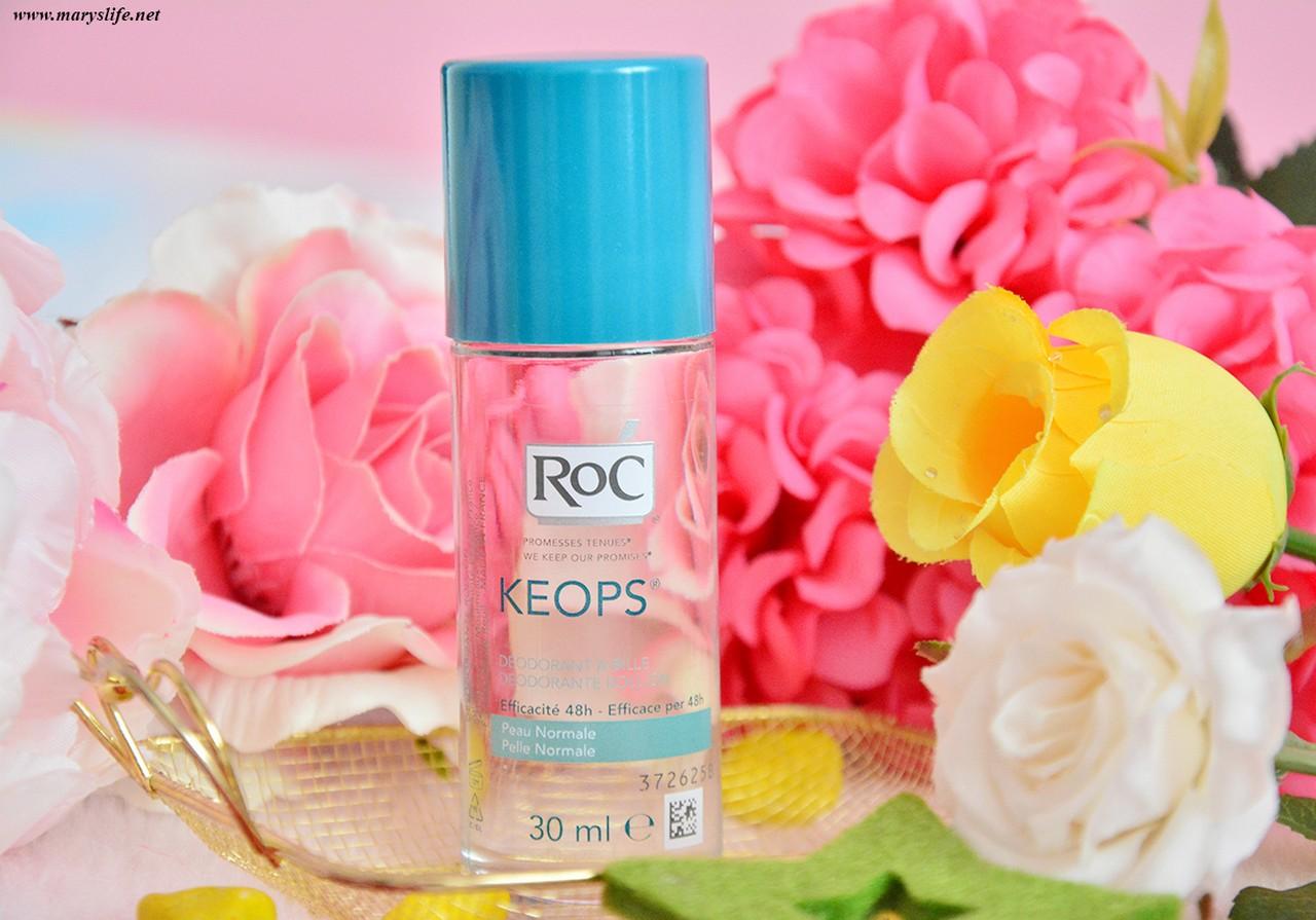 Roc Keops Roll On Deodorant Nerede Satılıyor? | Fiyatı