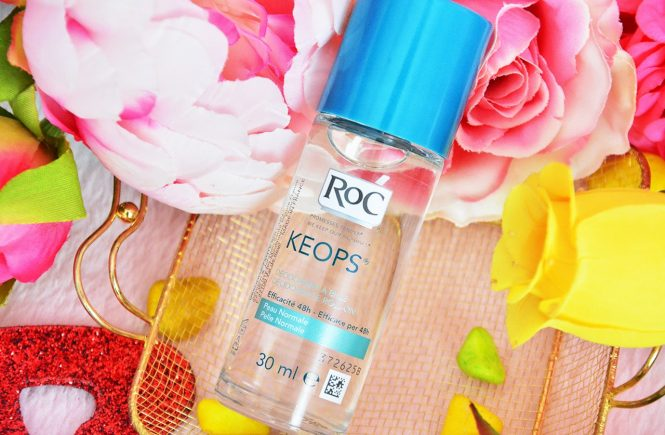 Roc Keops Roll On Deodorant Yorumlar