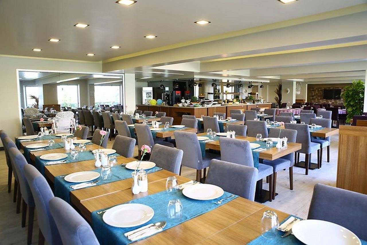 Eskişehir Senna City Hotel Kahvaltı