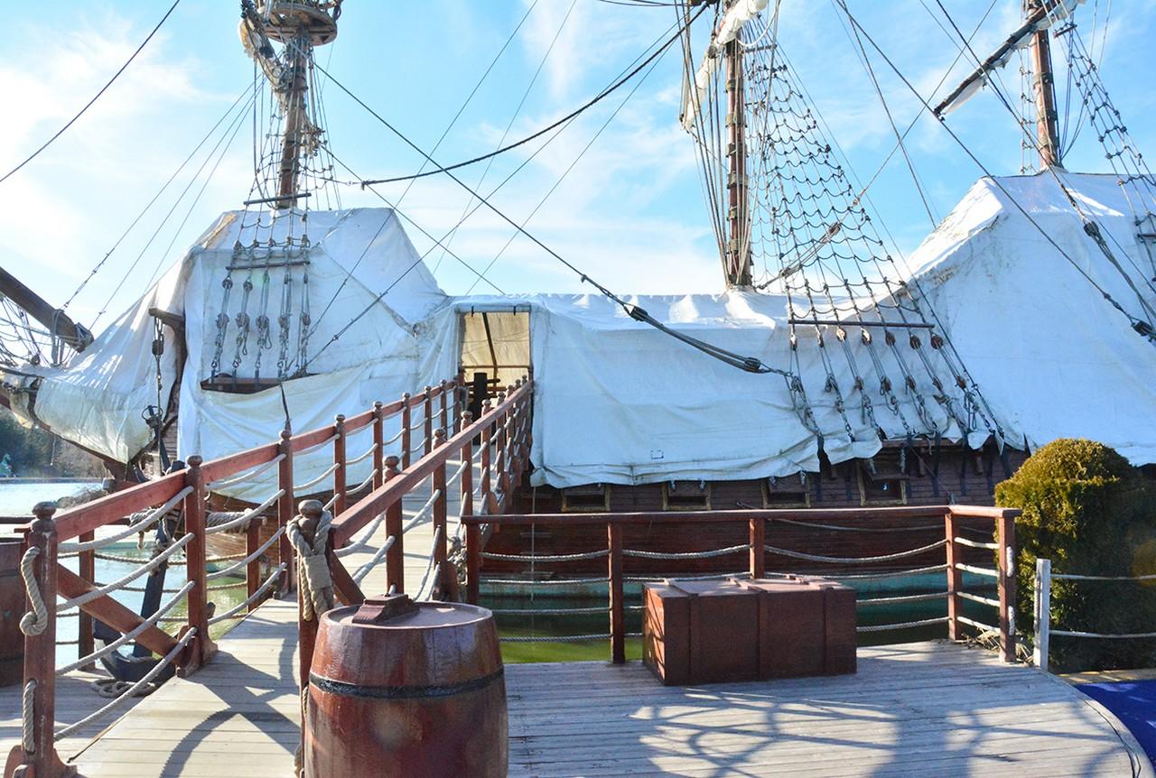 Eskişehir Korsan Gemisi Müzesi