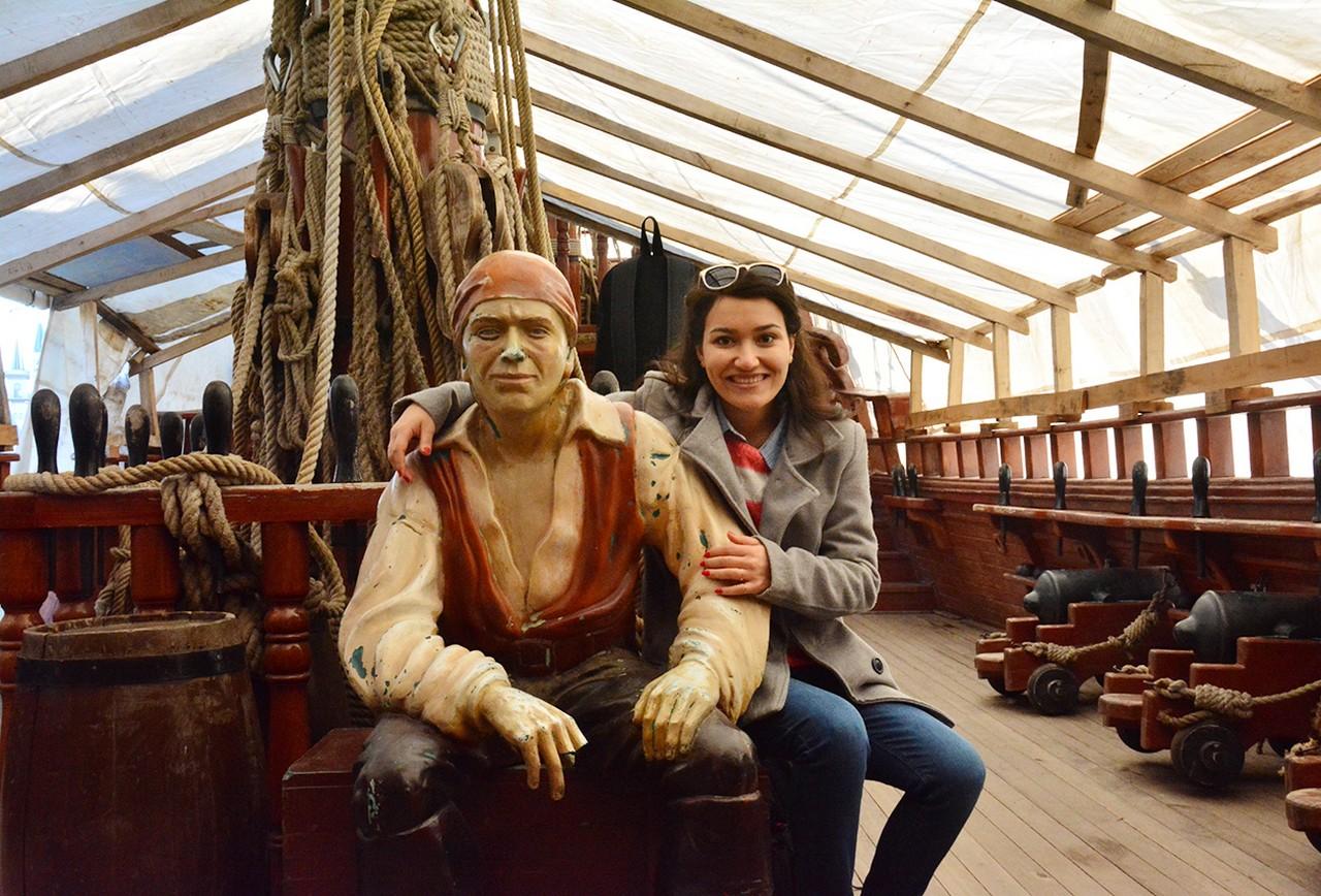 Eskişehir Korsan Gemisi Müzesi Fotoğrafları