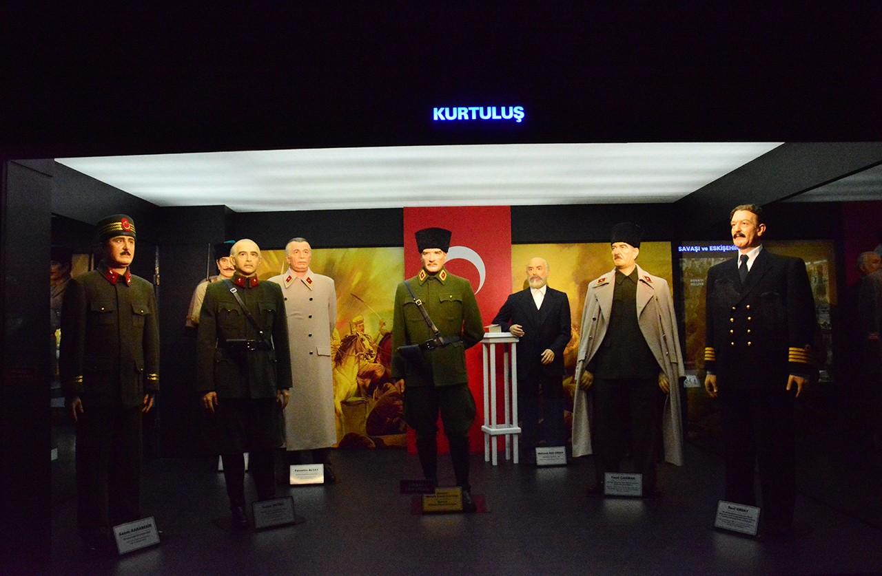 Yılmaz Büyükerşen Balmumu Müzesi