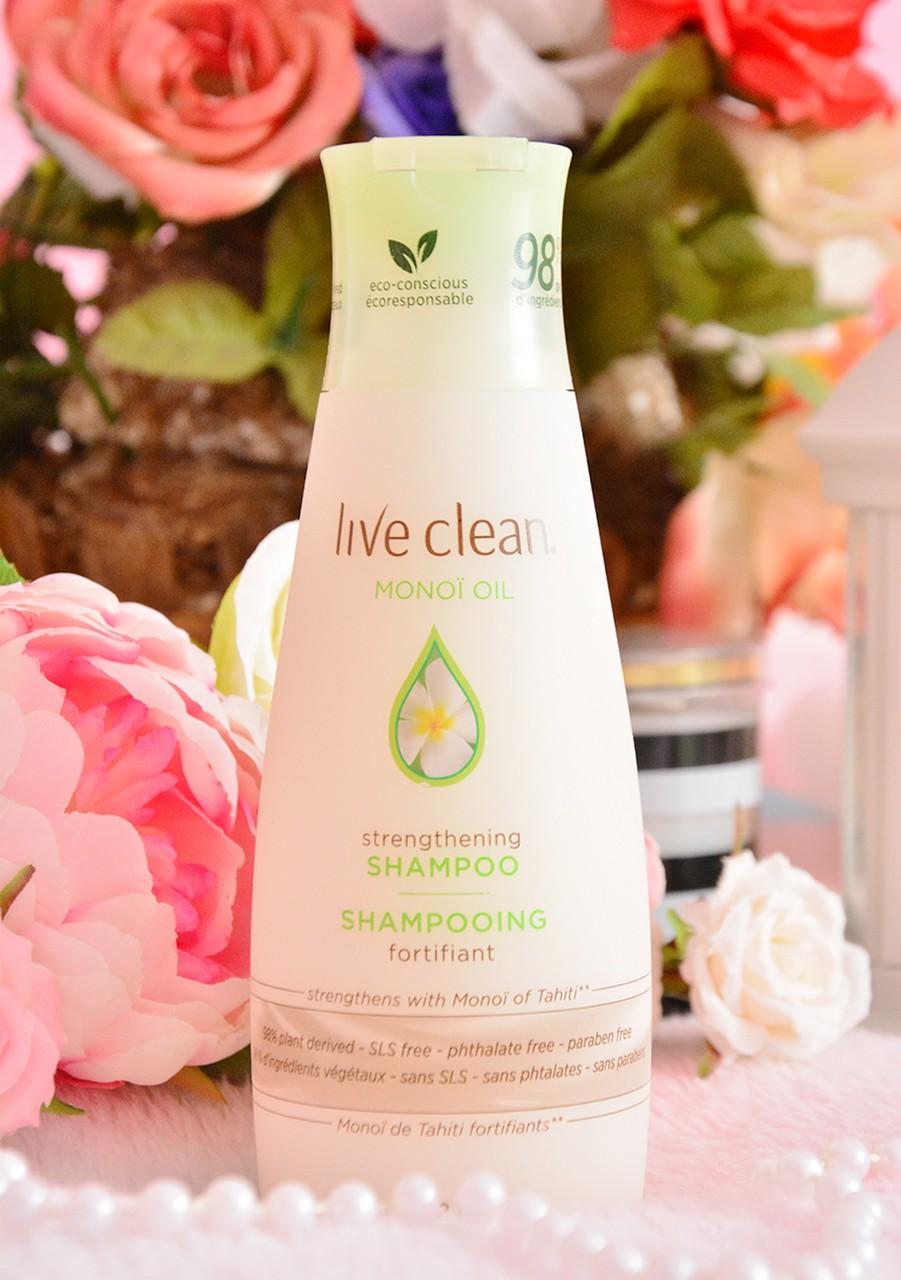 Live Clean Şampuan Yorumlar