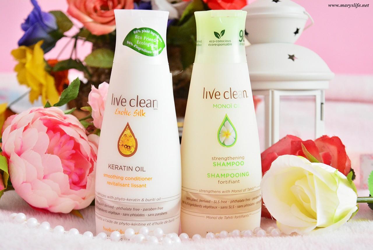 Live Clean Monoi Oil Güçlendirici Şampuan Nerede Satılıyor? | Fiyatı