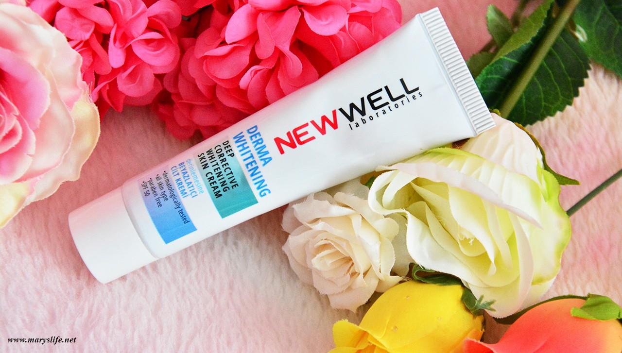 New Well Derinlemesine Beyazlatıcı Cilt Kremi Spf 50 Nerede Satılıyor?   Fiyatı