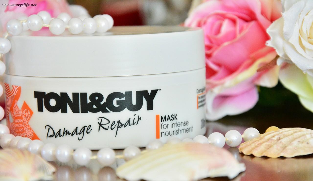 Toni&Guy Damage Repair Saç Maskesi | Yıpranmış Saçlar İçin Bakım Maskesi Kullananlar