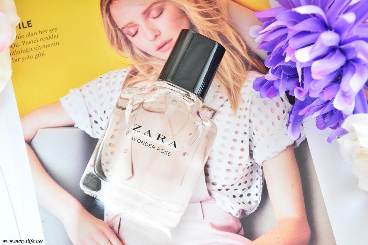 Zara Wonder Rose Parfüm Yorumlar