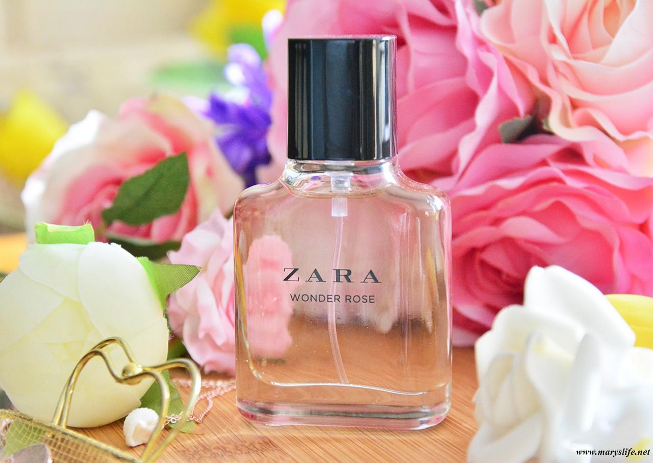 Zara Wonder Rose Parfüm Notaları | Nasıl Bir Koku?