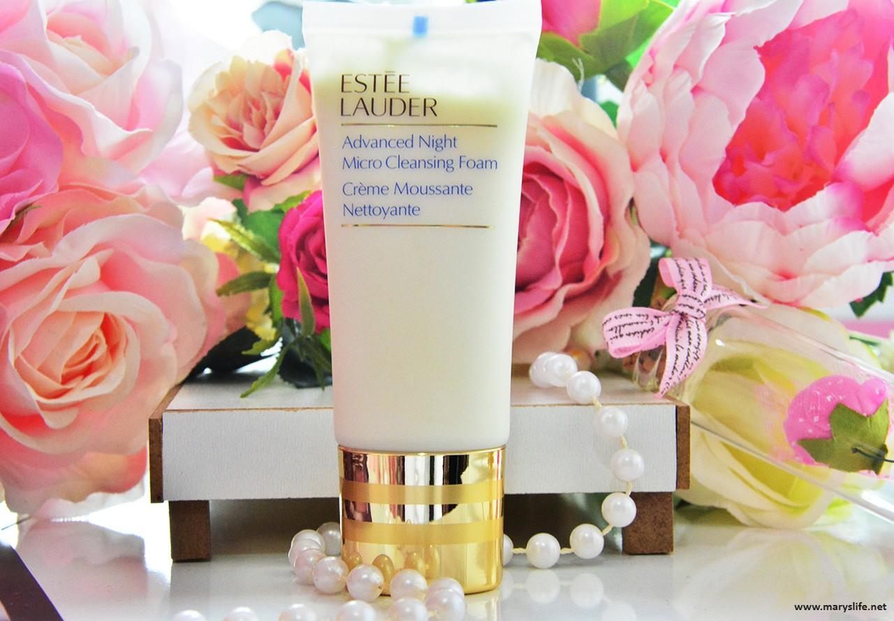 Estee Lauder Advanced Night Repair Makyaj Temizleme Köpüğü Ne İşe Yarar?