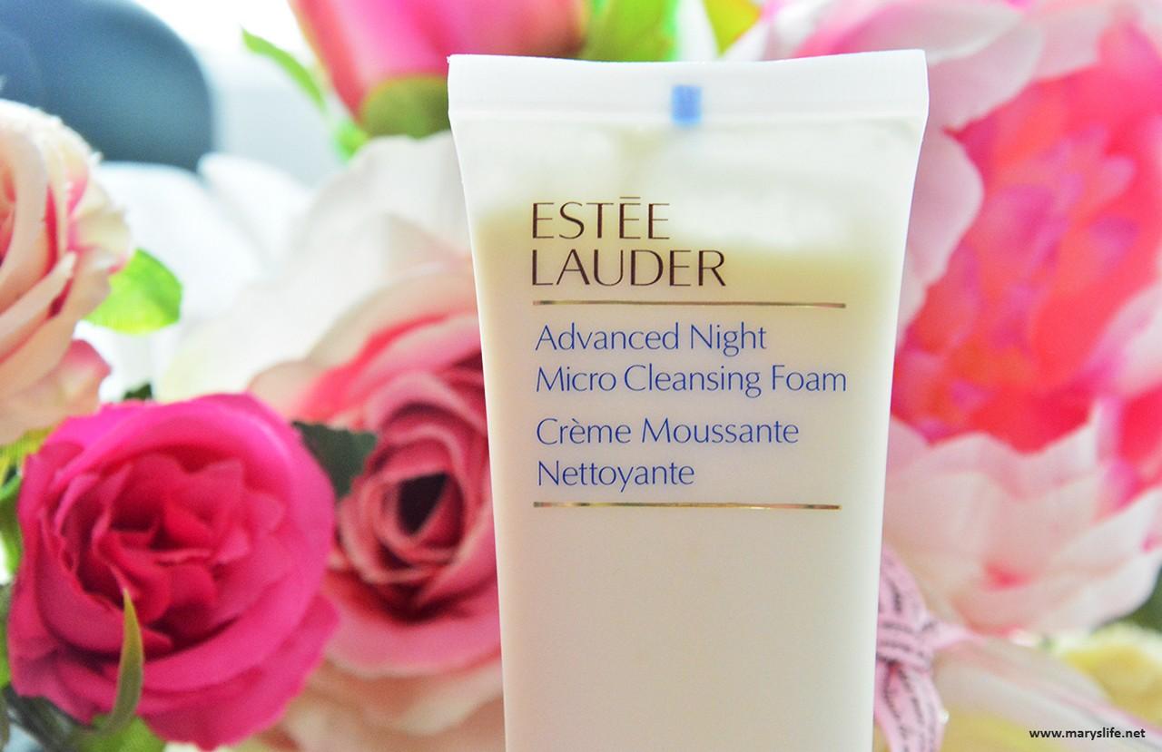 Estee Lauder Advanced Night Repair Makyaj Temizleme Köpüğü Nasıl Kullanılır?