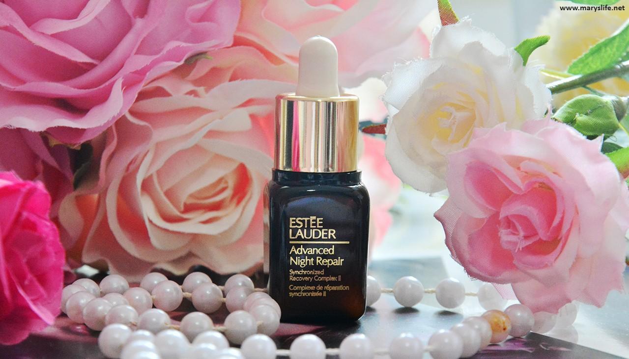 Estee Lauder Advanced Night Repair Yüz Serumu Nasıl