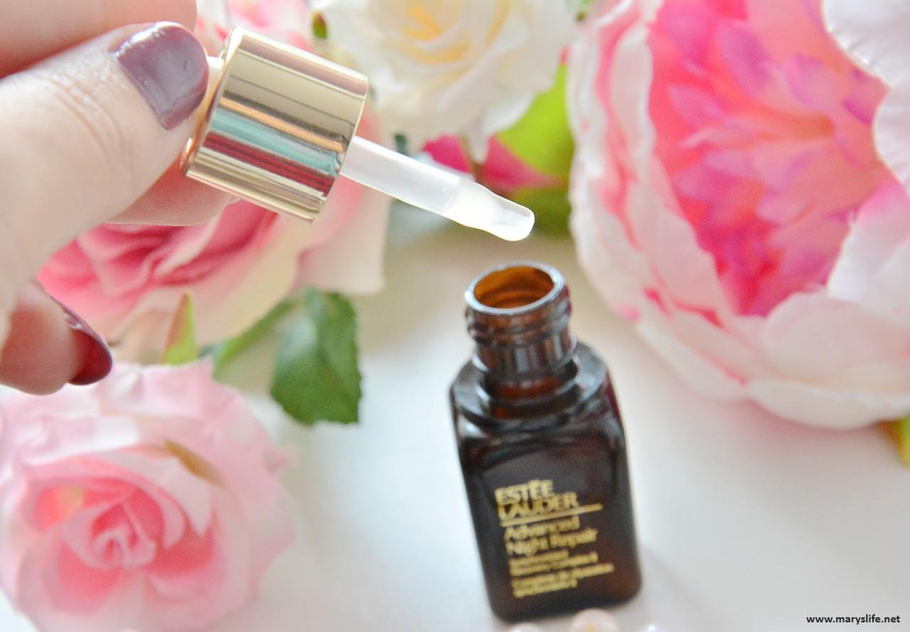 Estee Lauder Advanced Night Repair Yüz Serumu Blog