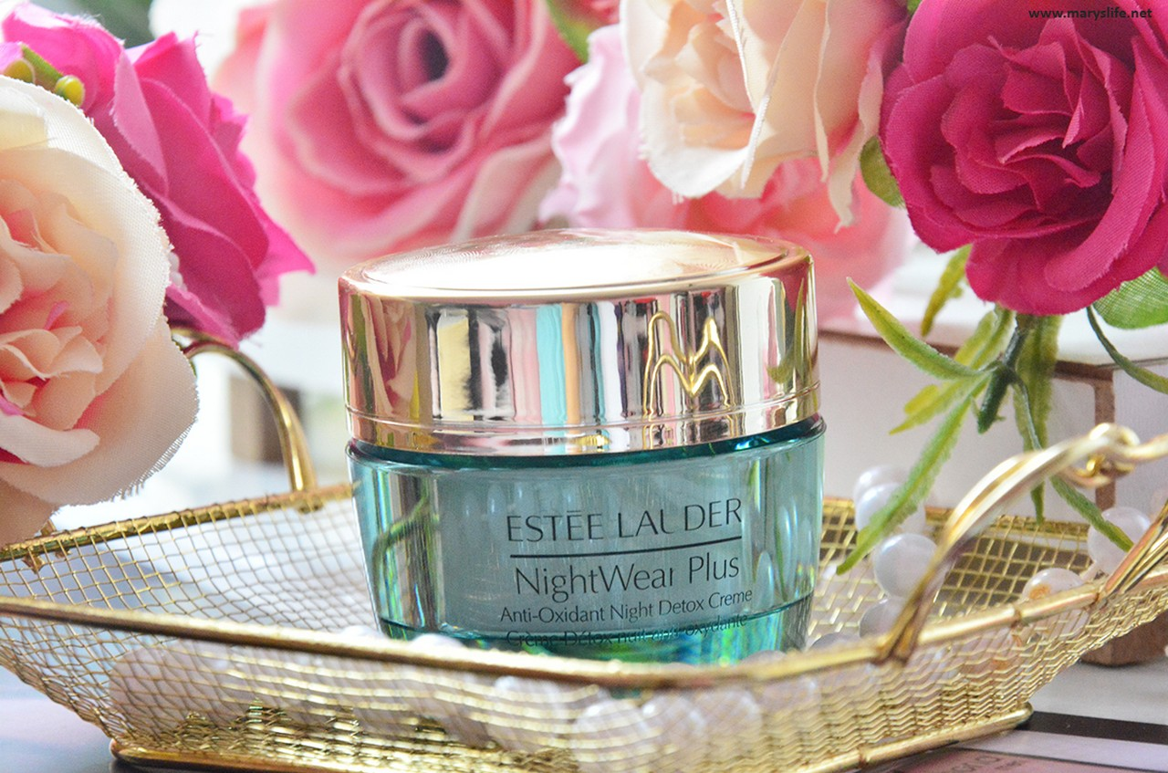 Estee Lauder Night Wear Plus Krem İncelemesi