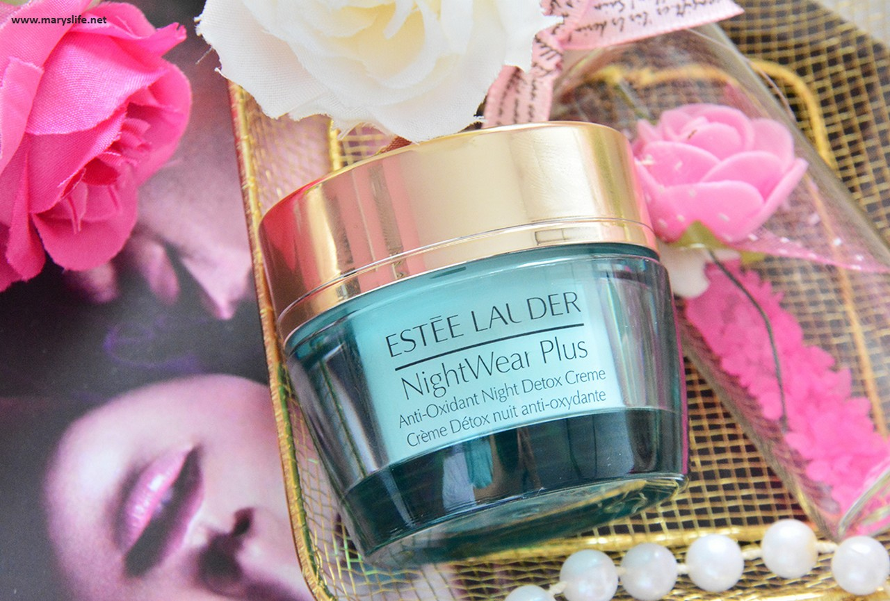 Estee Lauder Night Wear Plus | Gece Kremi Nerede Satılıyor?