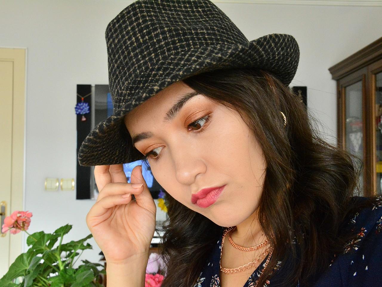Kadın Fötr Şapka Modelleri