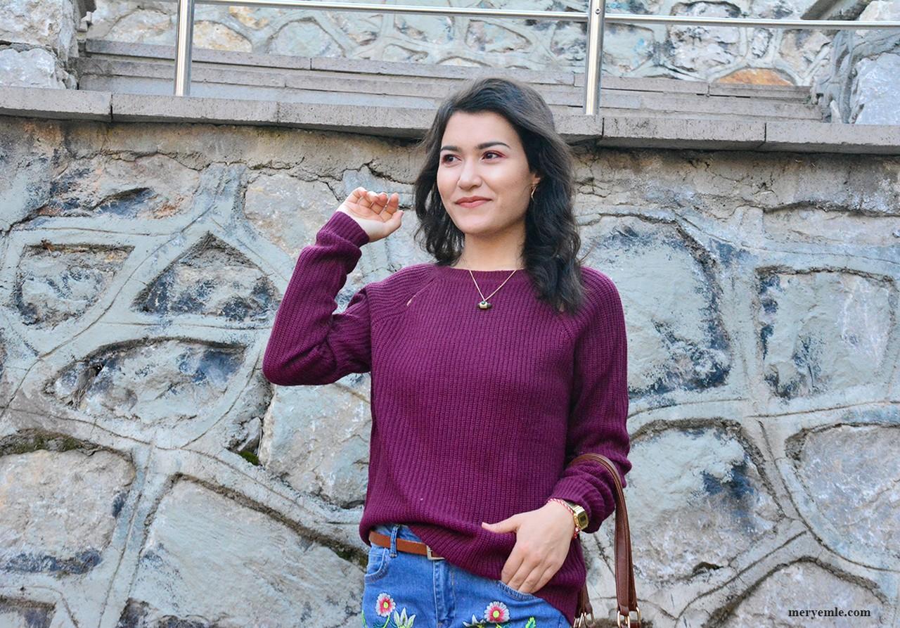 Kışlık Kazak Kombinleri