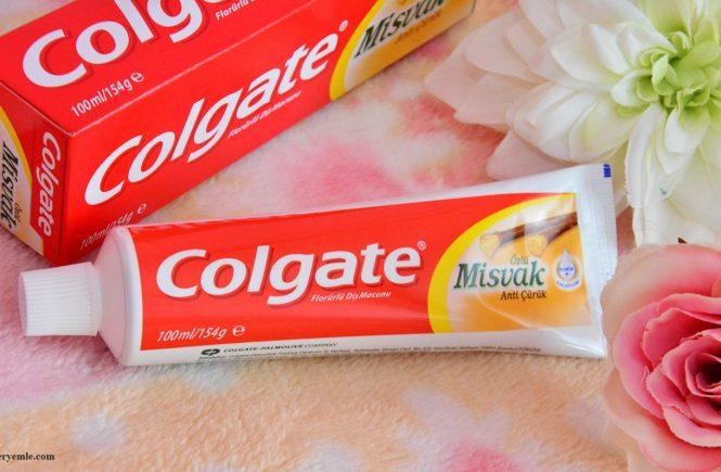 Colgate Misvak Özlü Diş Macunu Yorumlar