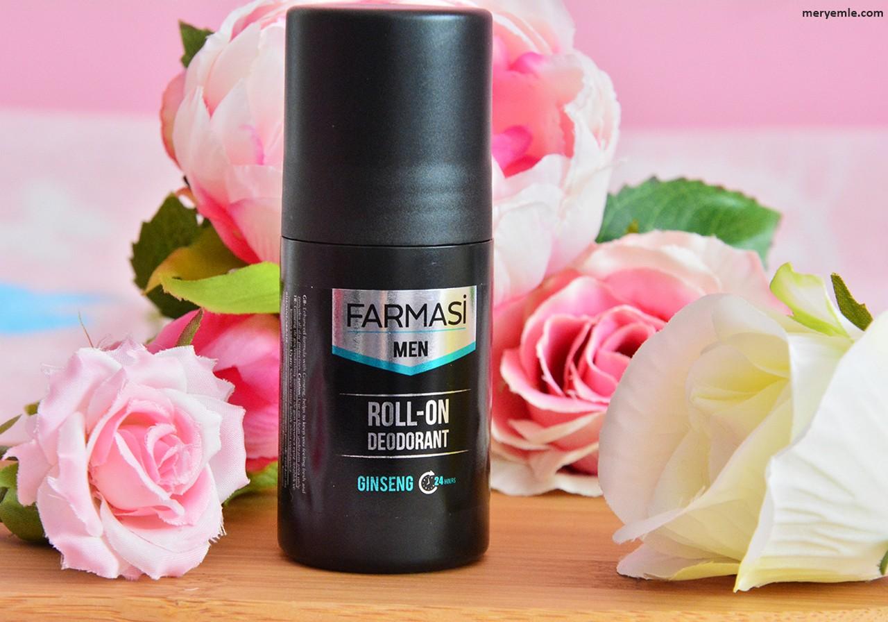 Farmasi Men Roll On Deodorant Kullananlar