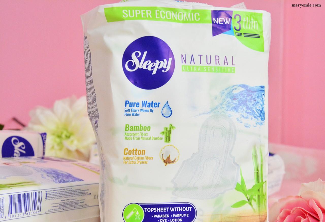 Sleepy Natural Ped Nerede Satılıyor?