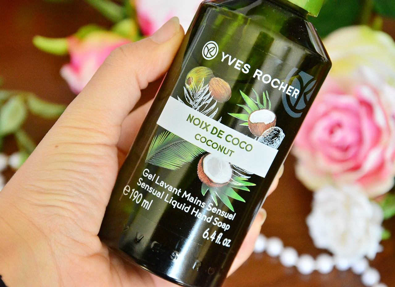 Yves Rocher Hindistan Cevizli Sıvı El Sabunu Yorumlar