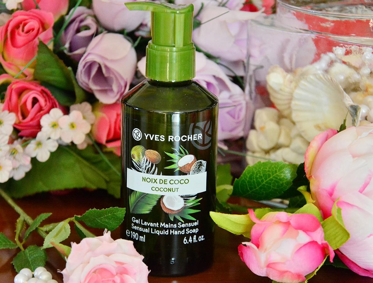 Yves Rocher Hindistan Cevizli Sıvı El Sabunu Kullananlar