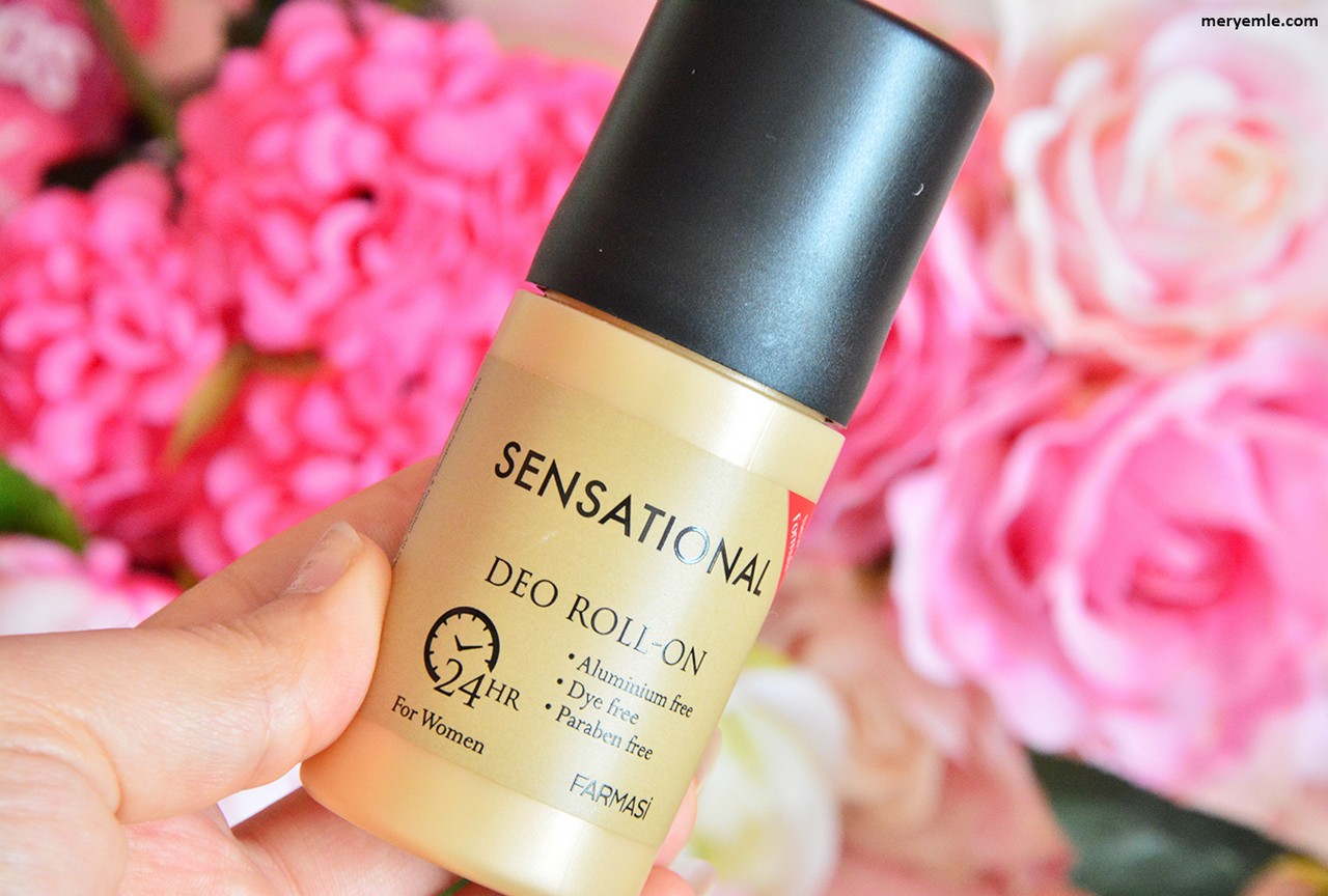 Farmasi Sensational Deo Roll On Blog