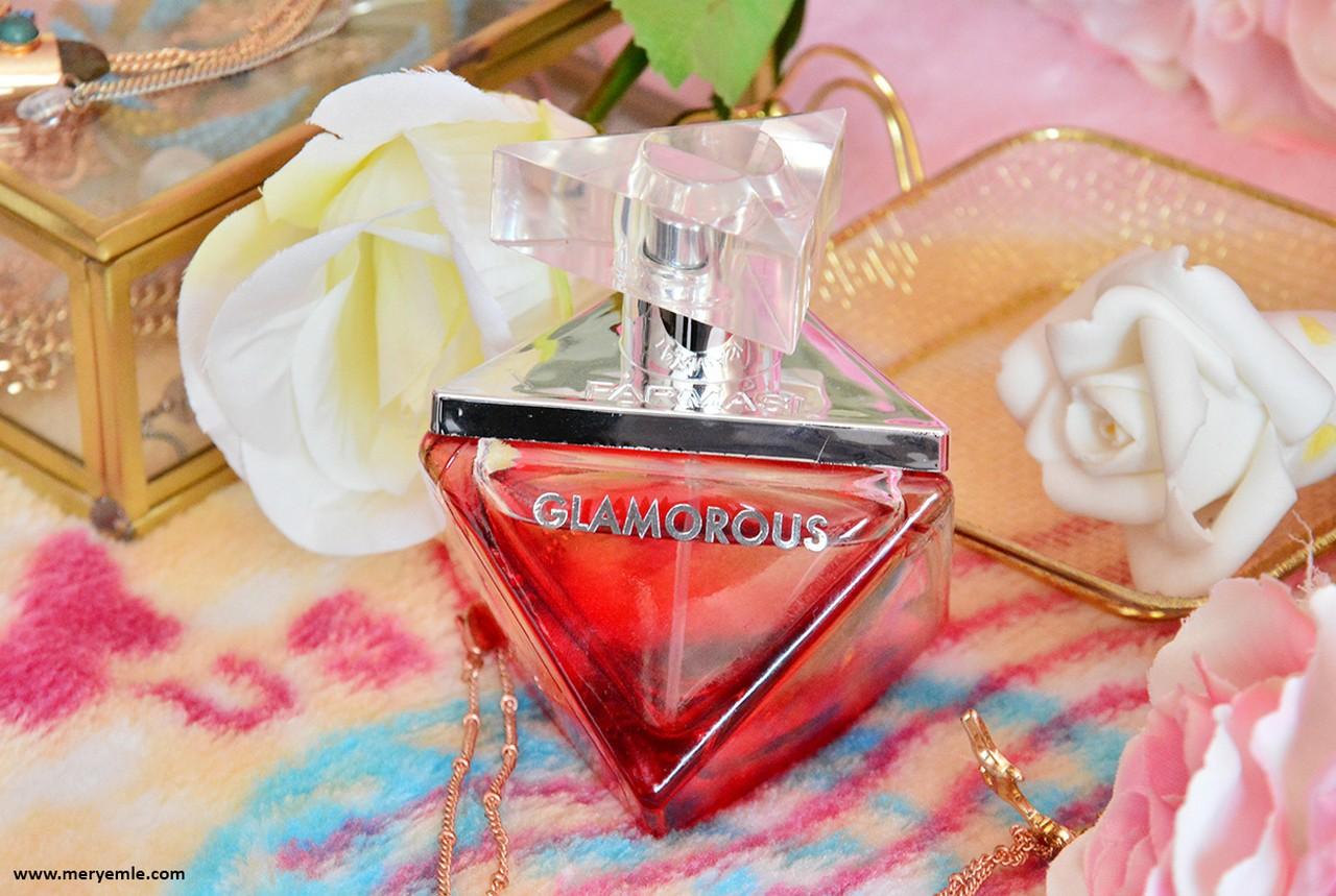 Farmasi Glamorous Parfüm Nasıl Kokuyor?