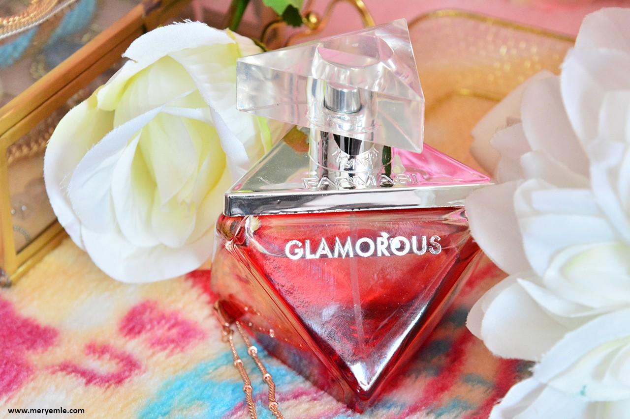 Farmasi Glamorous Parfüm Kullanıcı Yorumları