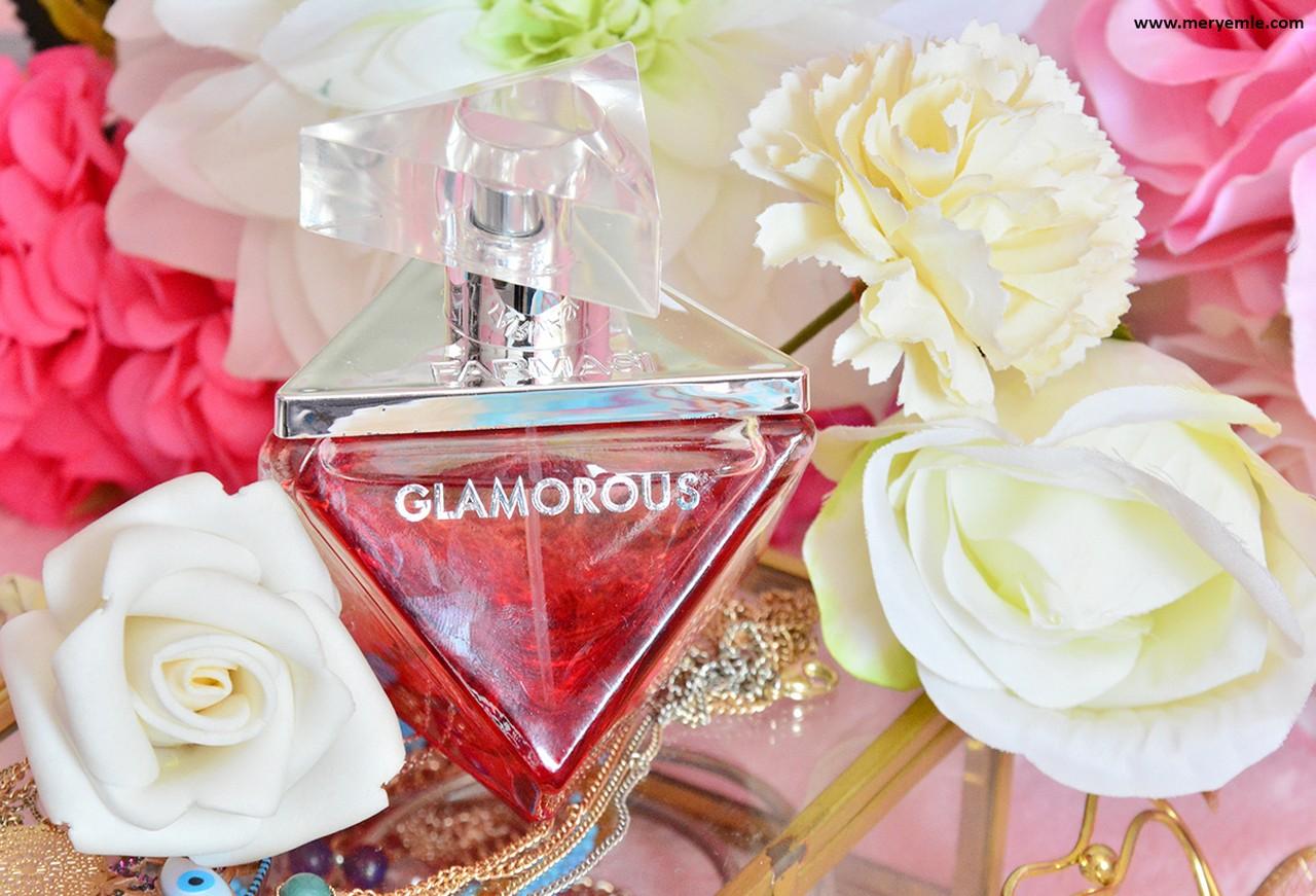 Farmasi Glamorous Parfüm Yorumlar