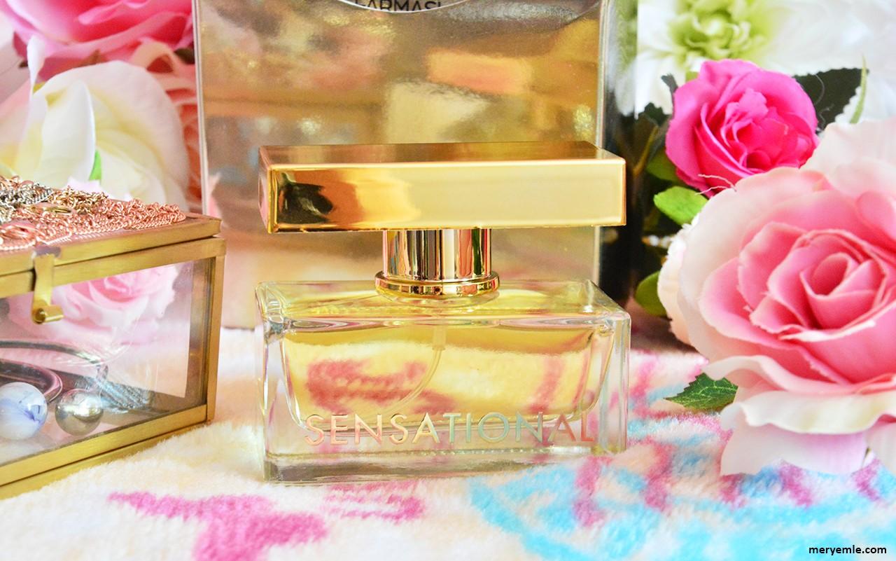 Farmasi Sensational Kadın Parfümü İncelemesi