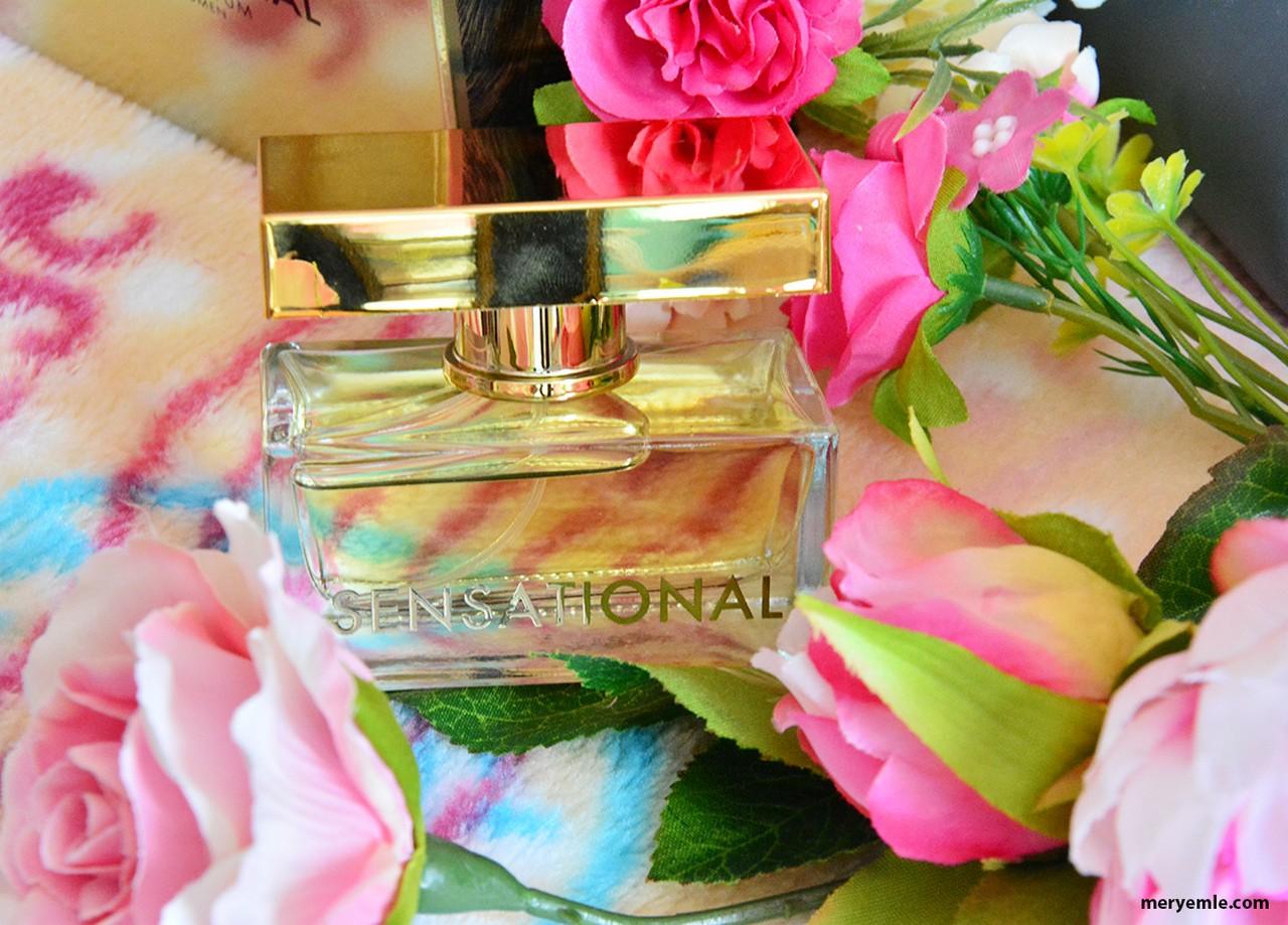 Farmasi Sensational Kadın Parfüm Kokusu
