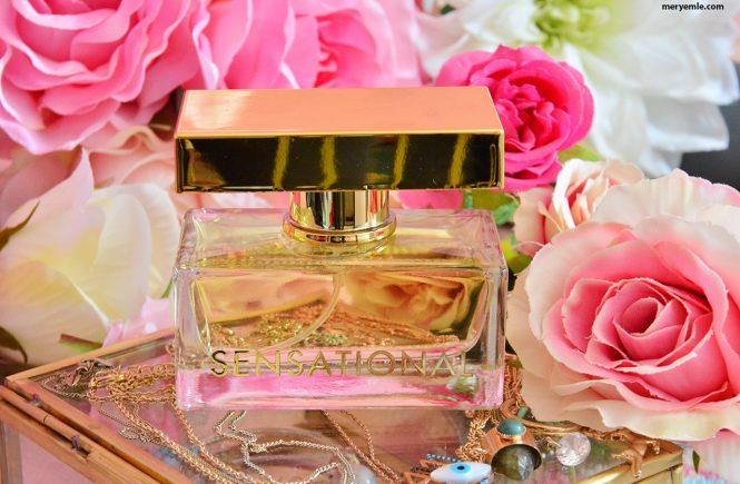Farmasi Sensational Kadın Parfümü Yorumlar