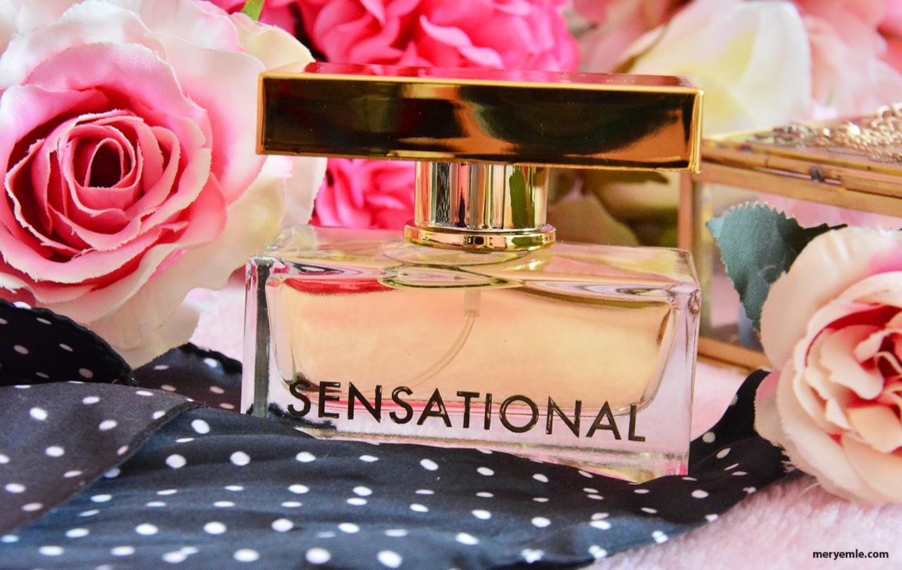 Farmasi Sensational Parfüm Kullanıcı Yorumları