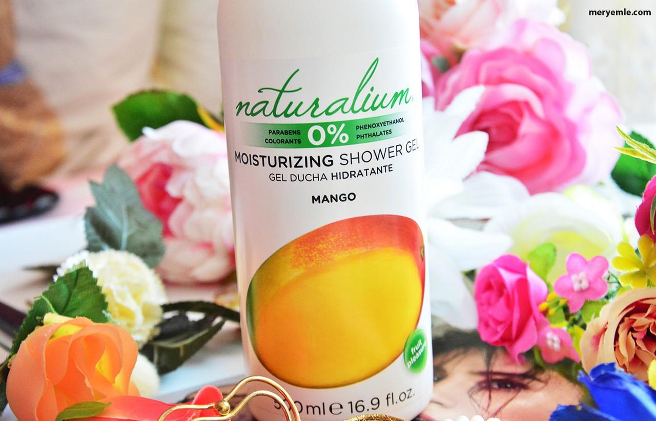 Naturalium Mangolu Duş Jeli Nasıl Kullanılır?
