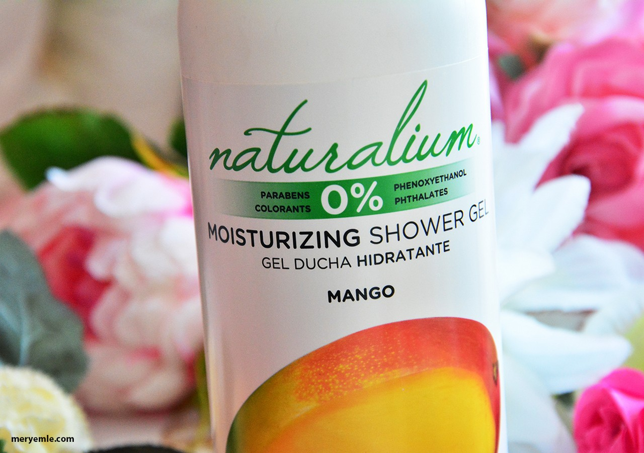 Naturalium Mangolu Duş Jeli Kullananlar