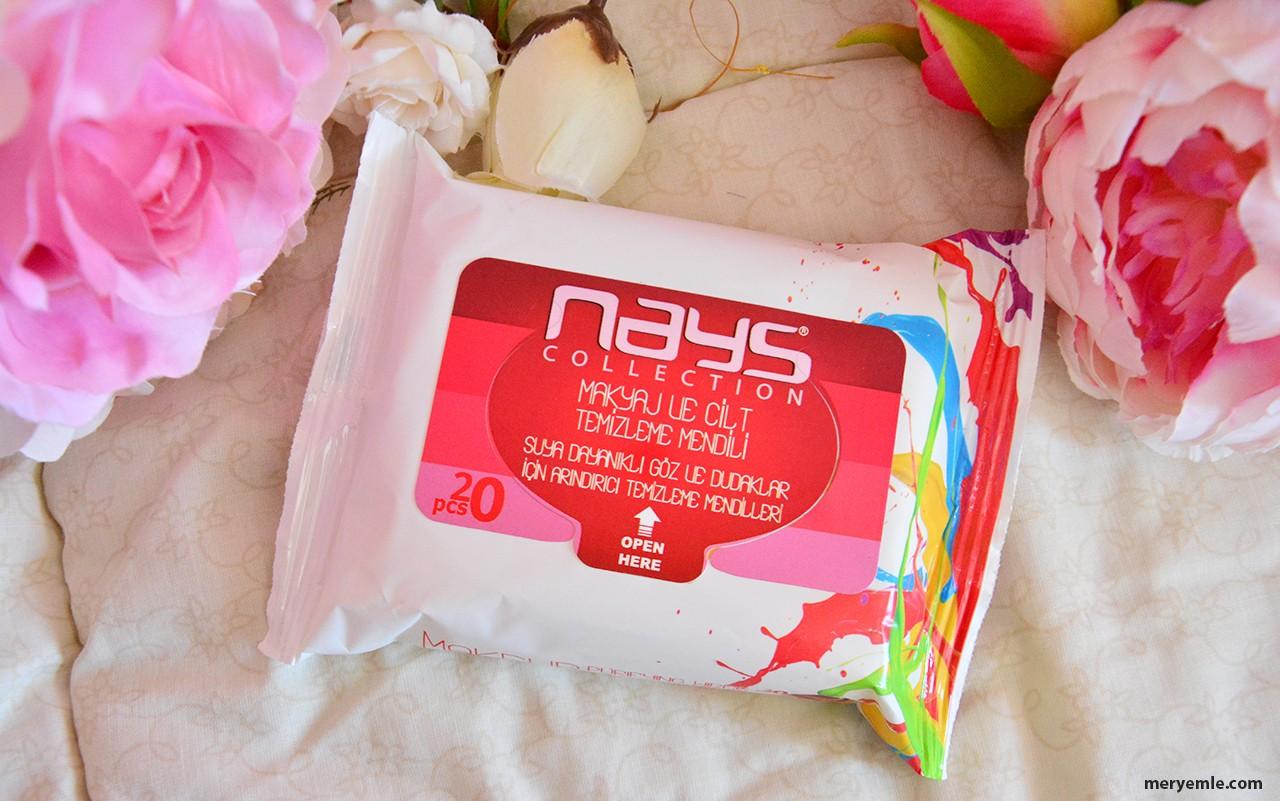 Nays Collection Makyaj ve Cilt Temizleme Mendili Kullananlar