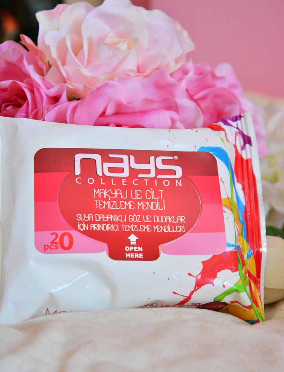 Nays Collection Makyaj ve Cilt Temizleme Mendili Nerede Satılıyor?