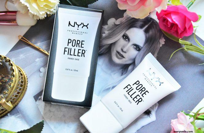 Nyx Pore Filler Makyaj Bazı Yorumlar