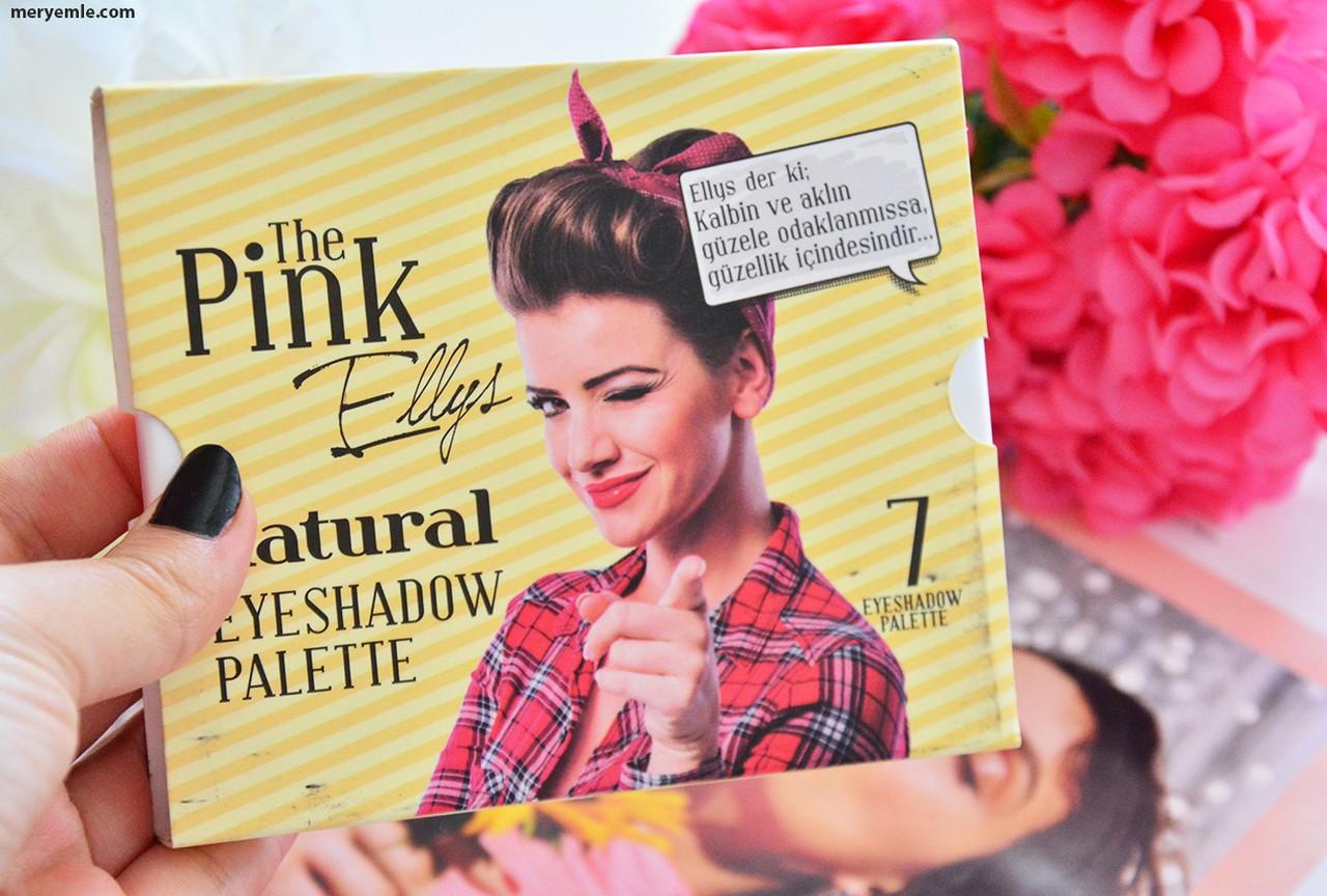 The Pink Ellys Far Paleti Blog
