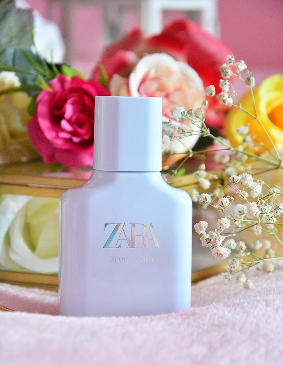 Zara Blue Candy Kadın Parfümü Blog