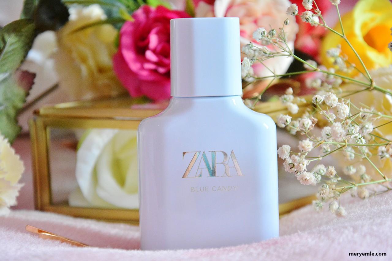 Zara Blue Candy Kadın Parfümü İncelemesi