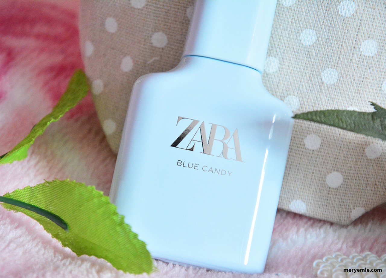 Zara Blue Candy Kadın Parfümü Kullananlar