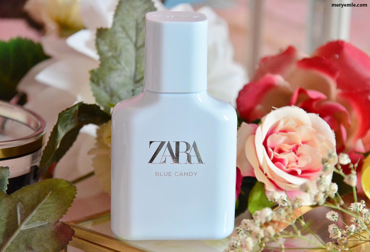 Zara Blue Candy Kadın Parfümü Yorumlar