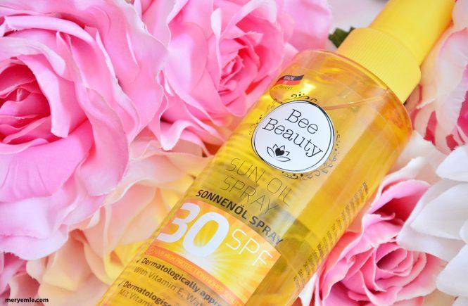 Bee Beauty 30 SPF Güneş Koruma Spreyi Yorumlar